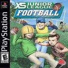 XS Jr. League Football PS1 Mint Condition Complete
