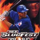 MLB SlugFest 2003 PS2 Great Condition Complete Fast Shipping