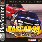 Nascar 99 Legacy PS1 Great Condition Complete Fast Shipping