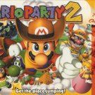 Mario Party 2 N64 Great Condition Fast Shipping