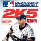 Major League Baseball 2K5 Xbox Great Condition Complete