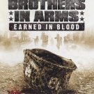 Brothers In Arms Earned In Blood PS2 Great Condition Complete Fast Shipping