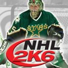 NHL 2K6 PS2 Great Condition Complete Fast Shipping