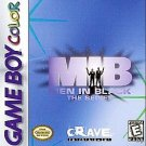 Men In Black The Series Gameboy Color Great Condition