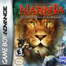 Chronicles Of Narnia The Lion, Witch and Wardrobe GBA