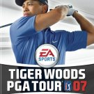 Tiger Woods PGA Tour 07 PS2 Great Condition