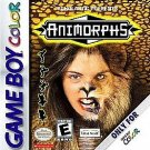 Animorphs Gameboy Color Great Condition Fast Shipping