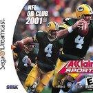 NFL QB Club 2001 Dreamcast Brand New Fast Shipping