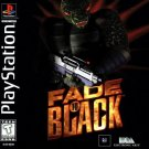 Fade to Black PS1 Great Condition Fast Shipping