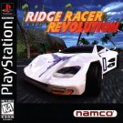 Ridge Racer Revolution PS1 Great Condition Complete Fast Shipping