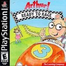 Arthur  Ready to Race PS1 Great Condition Complete