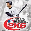 Major League Baseball 2K6 Xbox Great Condition Complete