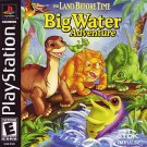 Land Before Time Big Water Adventure PS1 Fast Shipping