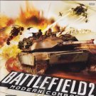 Battlefield 2 Modern Combat Xbox Great Condition Complete Fast Shipping