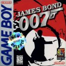 James Bond 007 Gameboy Great Condition Fast Shipping