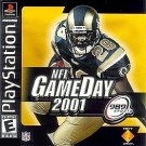 NFL GameDay 2001 PS1 Great Condition Complete