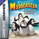 Madagascar Operation Penguin GBA Great Condition