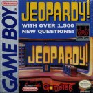 Jeopardy! Gameboy Great Condition Fast Shipping
