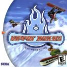Rippin' Riders Snowboarding Dreamcast Mint Condition