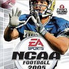 NCAA Football 2005 Xbox Great Condition Complete