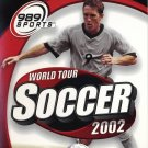 World Tour Soccer 2002 PS2 Great Condition Complete Fast Shipping