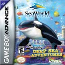 Shamu's Deep Sea Adventures GBA Great Condition Fast Shipping