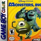 Monsters Inc. Gameboy Color Fast Shipping