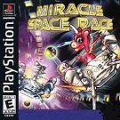 Miracle Space Race PS1 Great Condition Fast Shipping