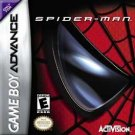 Spider-Man GBA Great Condition Fast Shipping