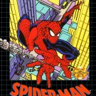 Spider-Man Sega Genesis Great Condition Complete Fast Shipping