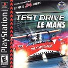 Test Drive Le Mans PS1 Great Condition Fast Shipping