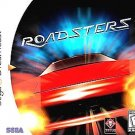 Roadsters Dreamcast Great Condition Fast Shipping