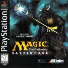 Magic The Gathering Battlemage PS1 Great Condition Complete Fast Shipping