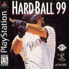HardBall '99 PS1 Great Condition Complete Fast Shipping