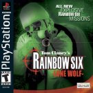 Rainbow Six Lone Wolf PS1 Great Condition Complete