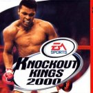 Knockout Kings 2000 N64 Great Condition Fast Shipping
