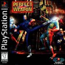 Perfect Weapon PS1 Great Condition Complete Fast Shipping