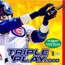 Triple Play 2000 N64 Great Condition Fast Shipping