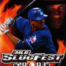 MLB SlugFest 2003 Xbox Great Condition Complete Fast Shipping