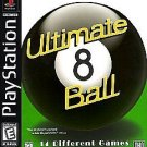 Ultimate 8 Ball PS1 Great Condition Fast Shipping
