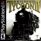 Railroad Tycoon 2 PS1 Great Condition Fast Shipping