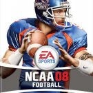 NCAA Football 08 PS2 Great Condition Complete