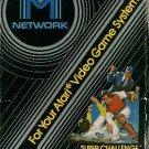 Super Challenge Baseball Atari 2600 Great Condition