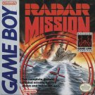 Radar Mission Gameboy Great Condition Fast Shipping