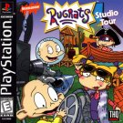 Rugrats Studio Tour PS1 Great Condition Complete Fast Shipping