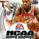 NCAA March Madness 2004 Xbox Great Condition Complete Fast Shipping