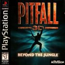 Pitfall 3D PS1 Great Condition Complete Fast Shipping