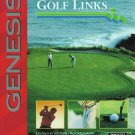 Pebble Beach Golf Links Sega Genesis Great Condition Fast Shipping