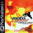 Moto Racer World Tour PS1 Great Condition Fast Shipping