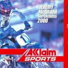 Jeremy McGrath Supercross 2000 N64 Great Condition Fast Shipping